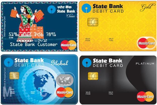 types of Debit Card issued by financial Institutions