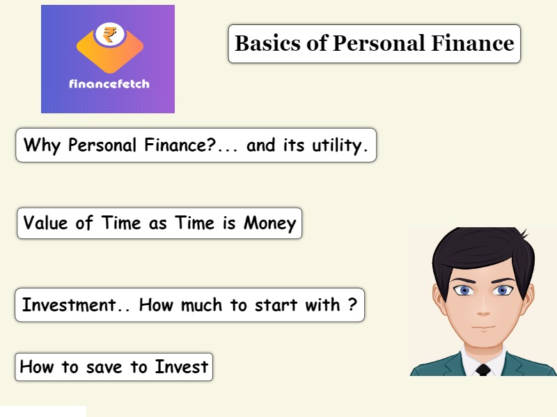 Essential steps to Personal Finance